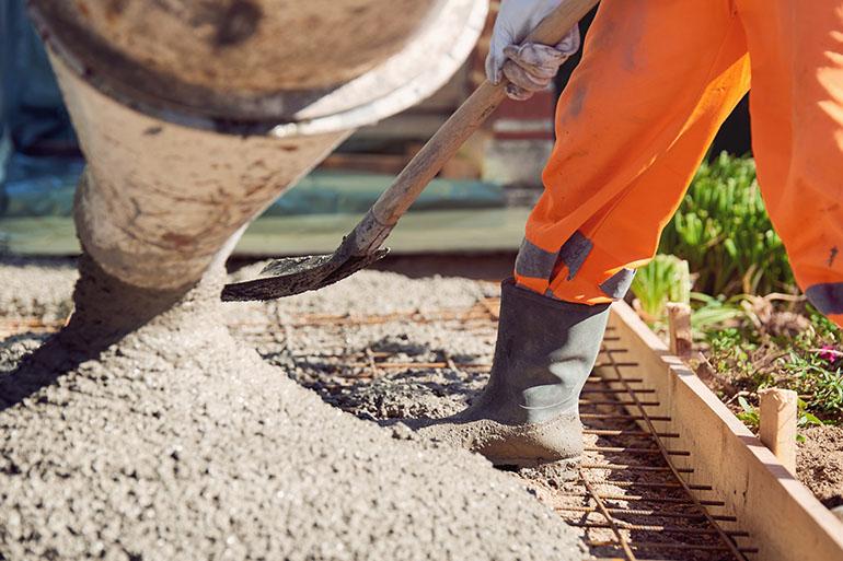 Залив бетона цена бетон в луховицах с доставкой купить
