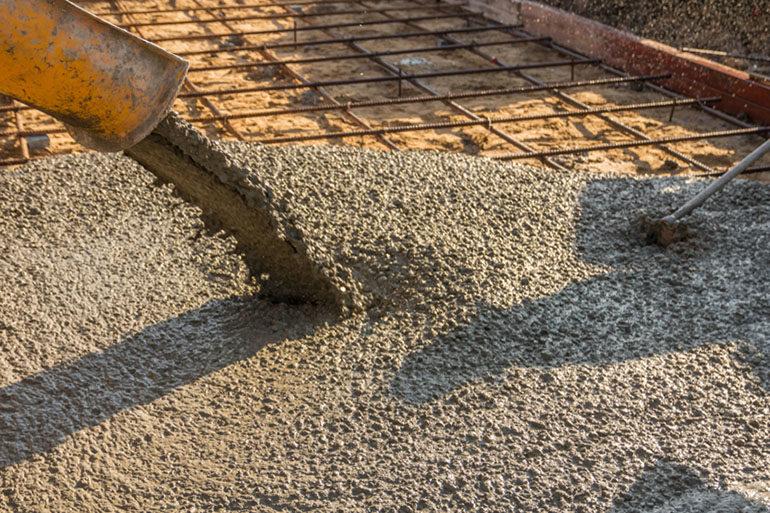 Марочная прочность бетона