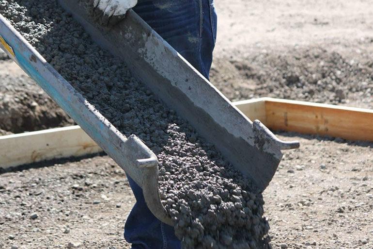 Изготовления бетона размешивать бетон