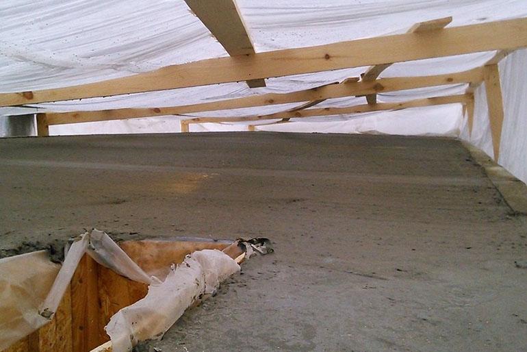 Ускоряющие добавки для бетона