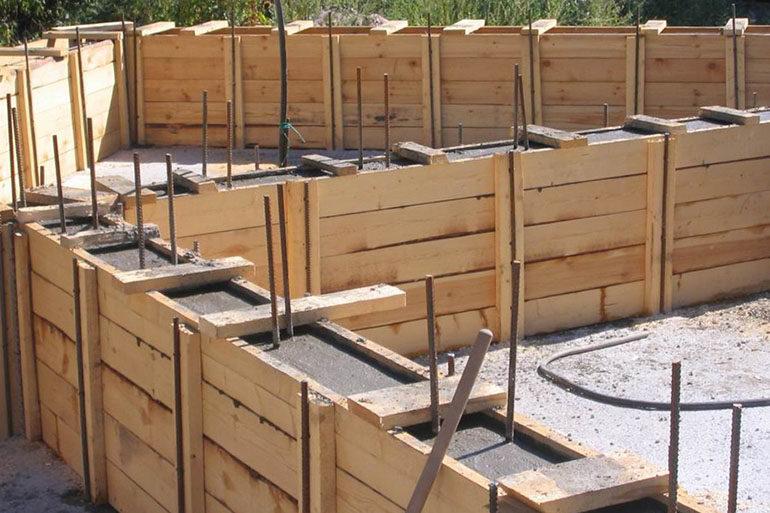 Принципы ухода за бетоном