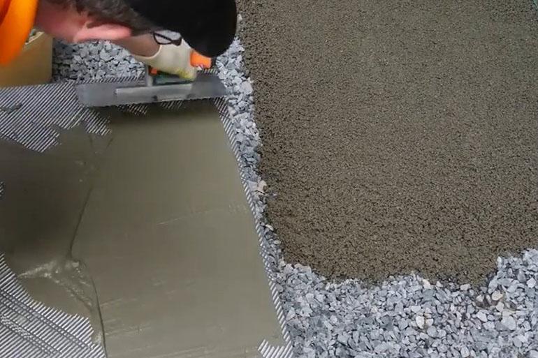 Готовая сухая бетонная смесь купить бетон на фундамент в омске