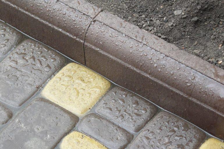 Пигменты в бетоне