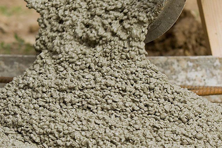 Отсев для бетона