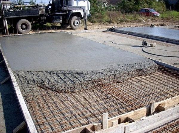 Армирование бетоном купить бетон назрань
