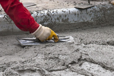 Расход бетона