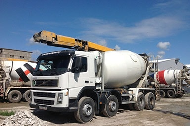 Транспортерная лента для бетона